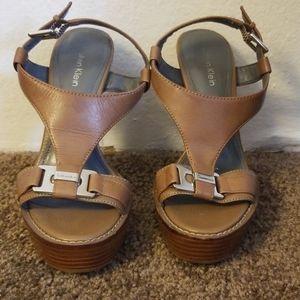 Calvin Klein Daphne Heels